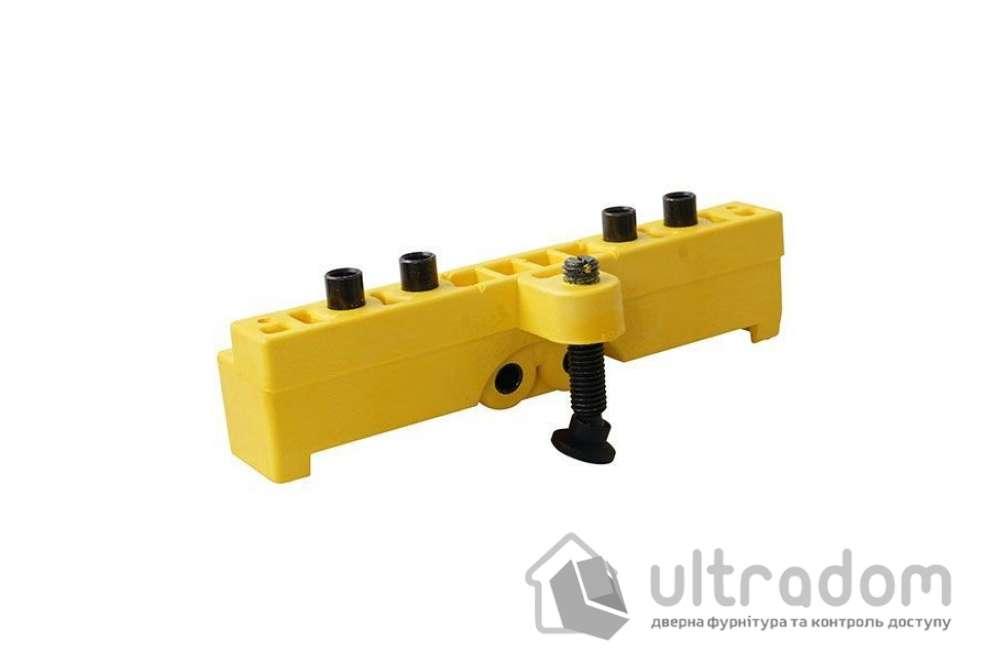 OTLAV Шаблон (кондуктор) для установки ввёртных 3D петель мод.495 14/16 мм