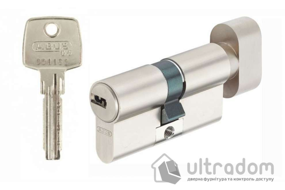 Цилиндр Abus KD6  ключ-вороток 80  мм