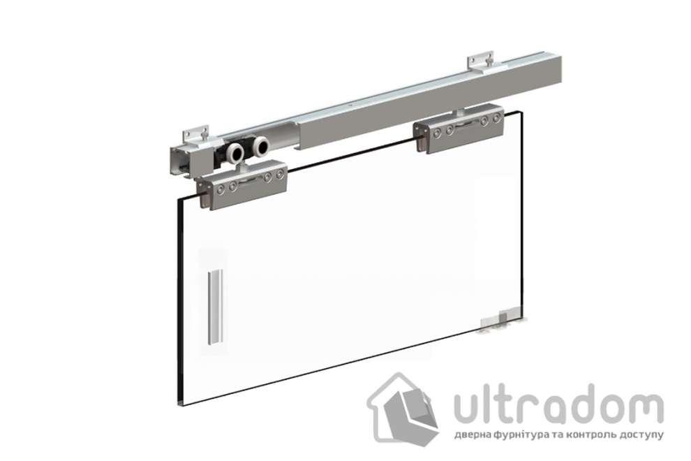 Комплект роликов для  стеклянной раздвижной двери Valcomp Herkules Glass