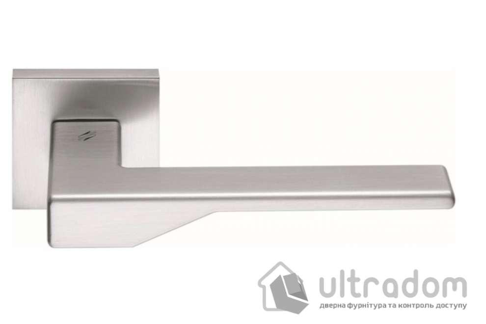 Дверная ручка  COLOMBO Dea FF 21 матовый хром
