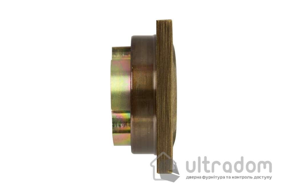 Протектор защитный DISEC  BD200 MONOLITO SFERIK 3 класс 25 мм бронза сатин