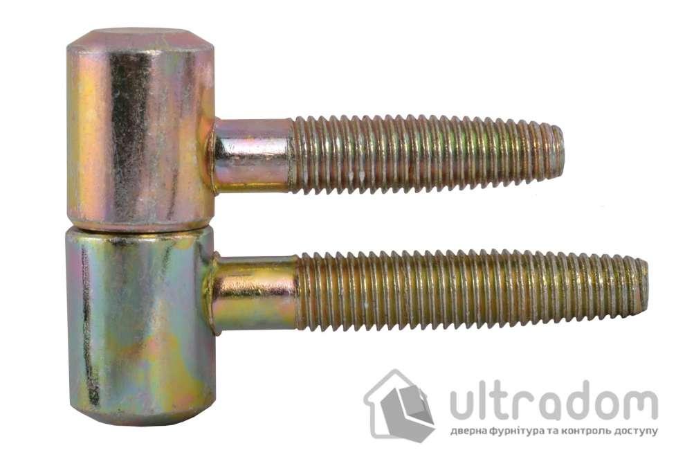 Петля ввертная OTLAV 2-ух штыревая, диаметр 13 мм