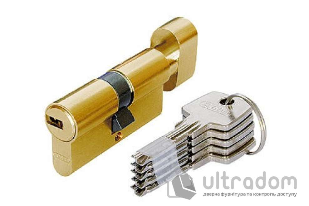 Цилиндр Abus KD6  ключ-вороток 60  мм