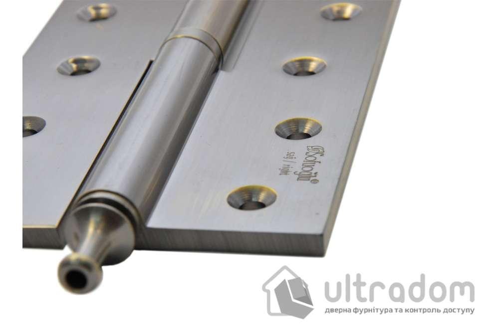 Петли дверные усиленные Sofuoglu 160 мм., цвет - античная бронза
