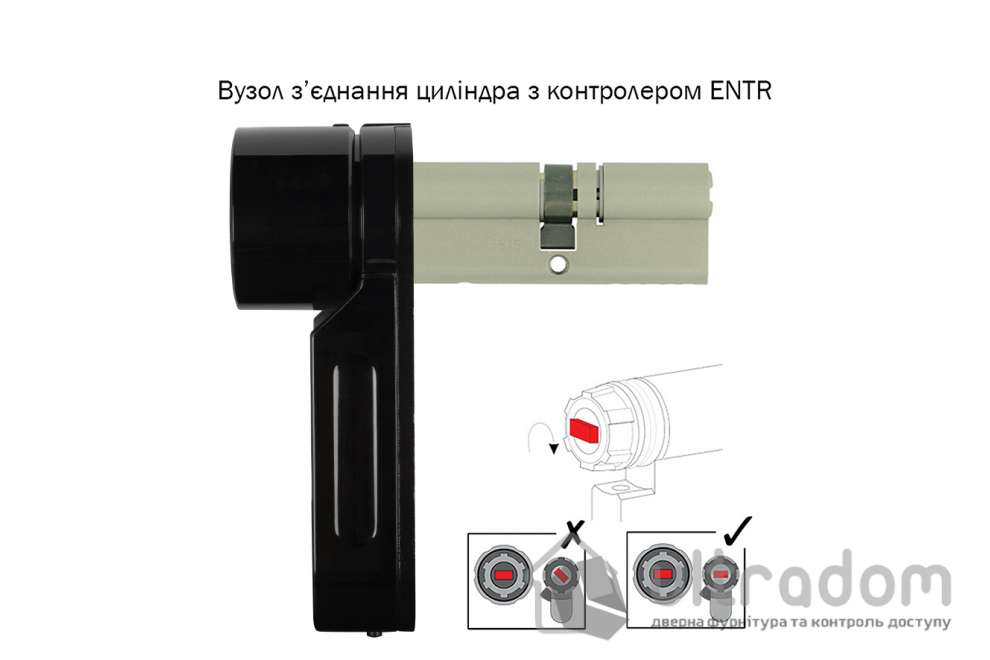 Электронный контроллер MUL-T-LOCK ENTER