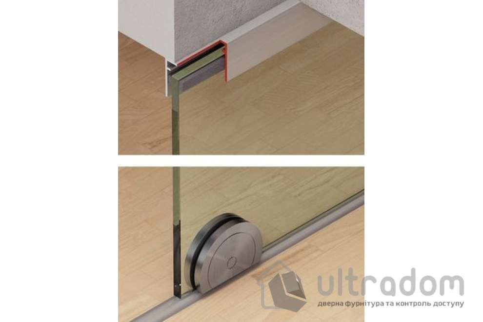 HAFELE раздвижная система с опорным роликом для стекла Slido Classic Design 150-U