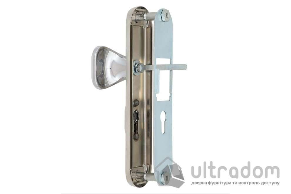 Фурнитура защитная ROSTEX R1 China 3 класс  хром с фикс. ручкой 72