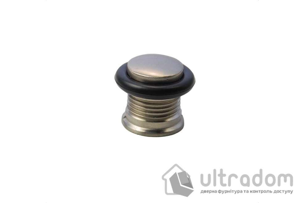 Упор напольный AMIG m.204, матовый никель