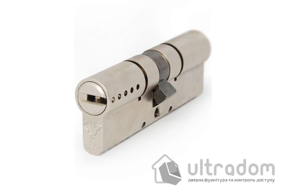Цилиндр дверной Mul-T-Lock Interactive+ ключ-ключ., 105 мм