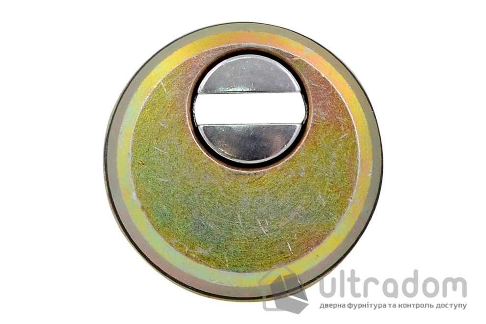 Securemme Комплект броненакладка для  цилиндра со штоком (овальная)