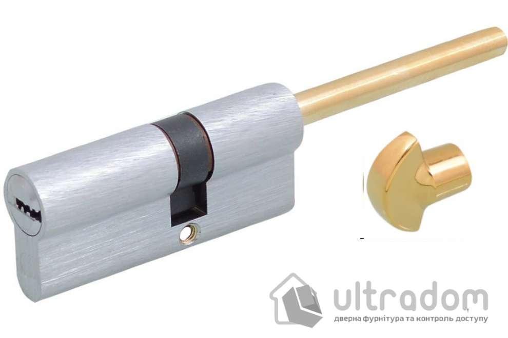 Цилиндр дверной Securemme К2 ключ-шток 60 мм 30х30Т 5 + 1 монтаж. ключ