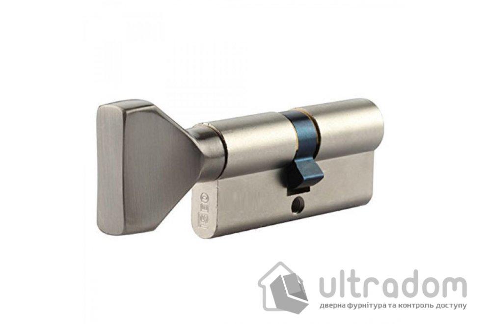 Цилиндр дверной ISEO R6 ключ-вороток, 56 мм