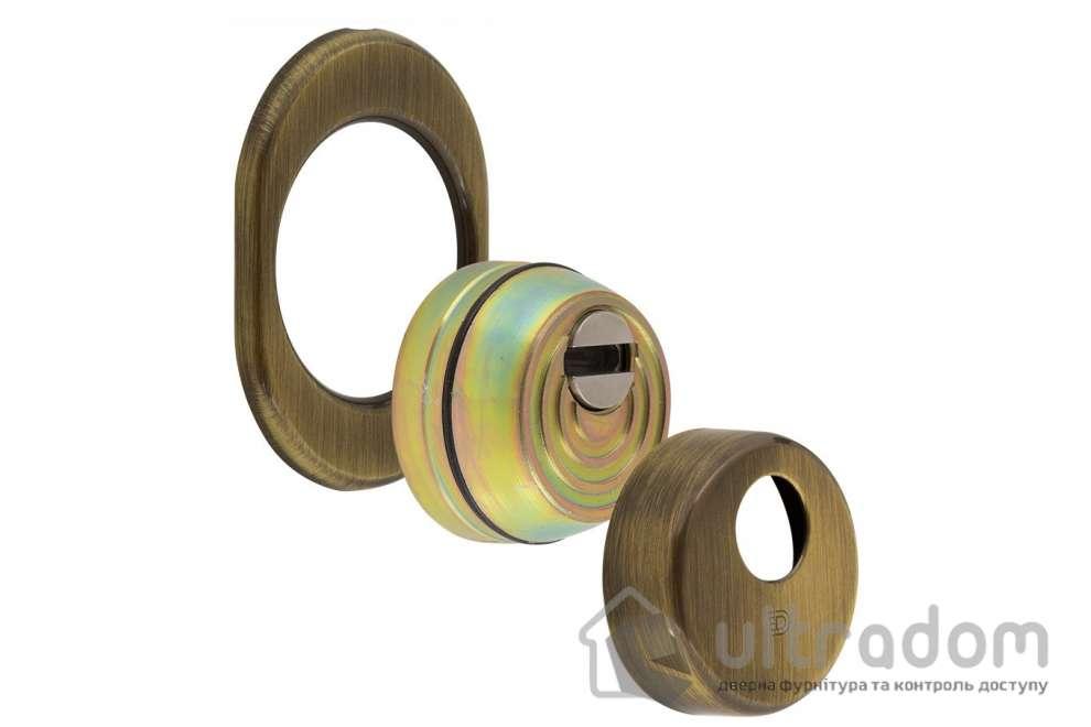 Протектор защитный DISEC  BDS16  SFERIK 3 класс 25 мм бронза сатин