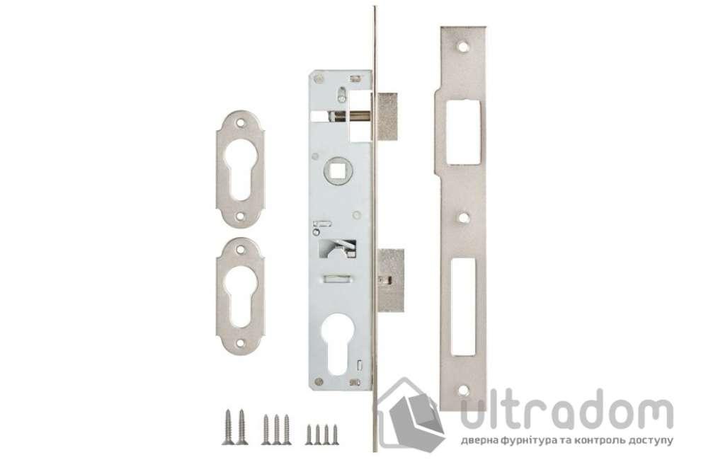 Корпус замка с защелкой KALE 153-35, для алюминиевой двери