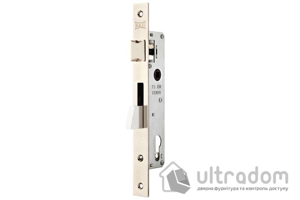 Корпус замка с защелкой KALE 253-25, для алюминиевой двери