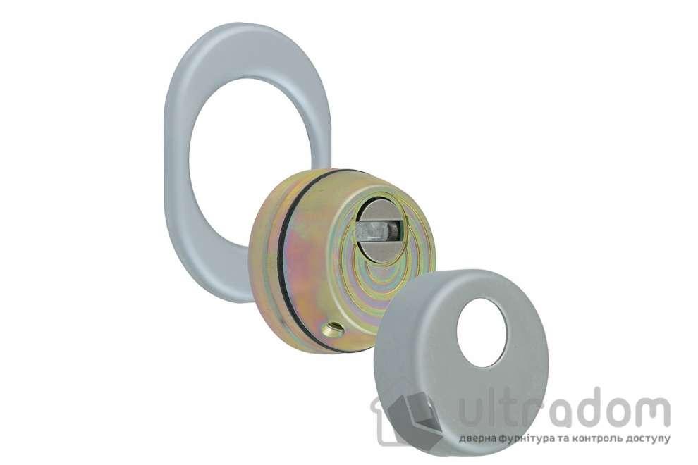Протектор защитный DISEC  BDS16  SFERIK 3 класс 25 мм никель сатин