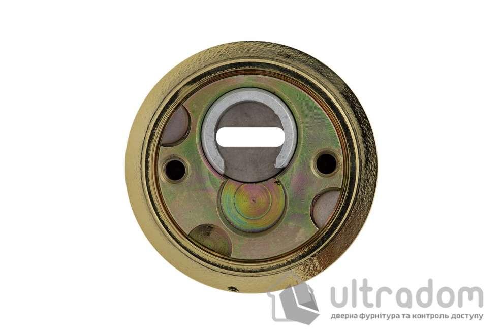 Протектор защитный DISEC  BD210 MONOLITO MILANO 3 класс 25 мм латунь полированная