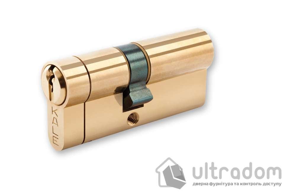 Цилиндр дверной KALE 164 KTB ключ-ключ 70 мм