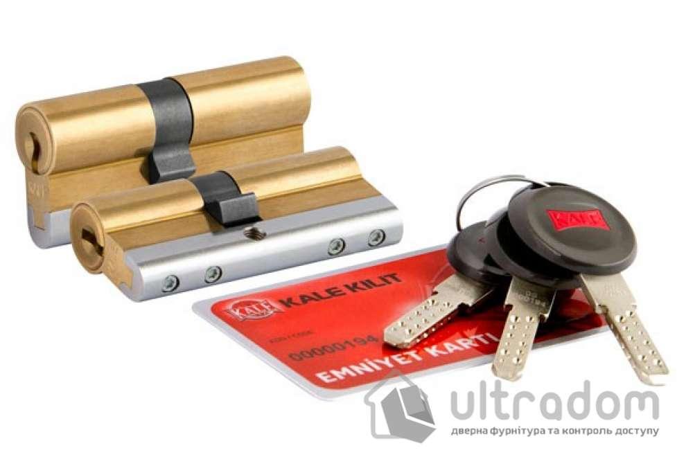 Цилиндр дверной KALE 164 CEC ключ-вороток 68 мм латунь