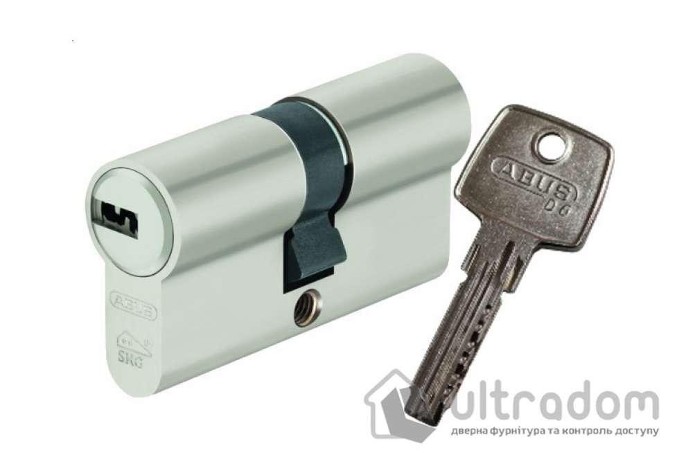 Цилиндр Abus D6 ключ-ключ 60 мм