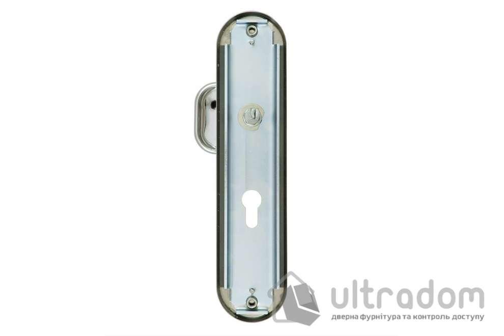 Фурнитура защитная ROSTEX R1 China 3 класс  нерж. сталь с фикс. ручкой