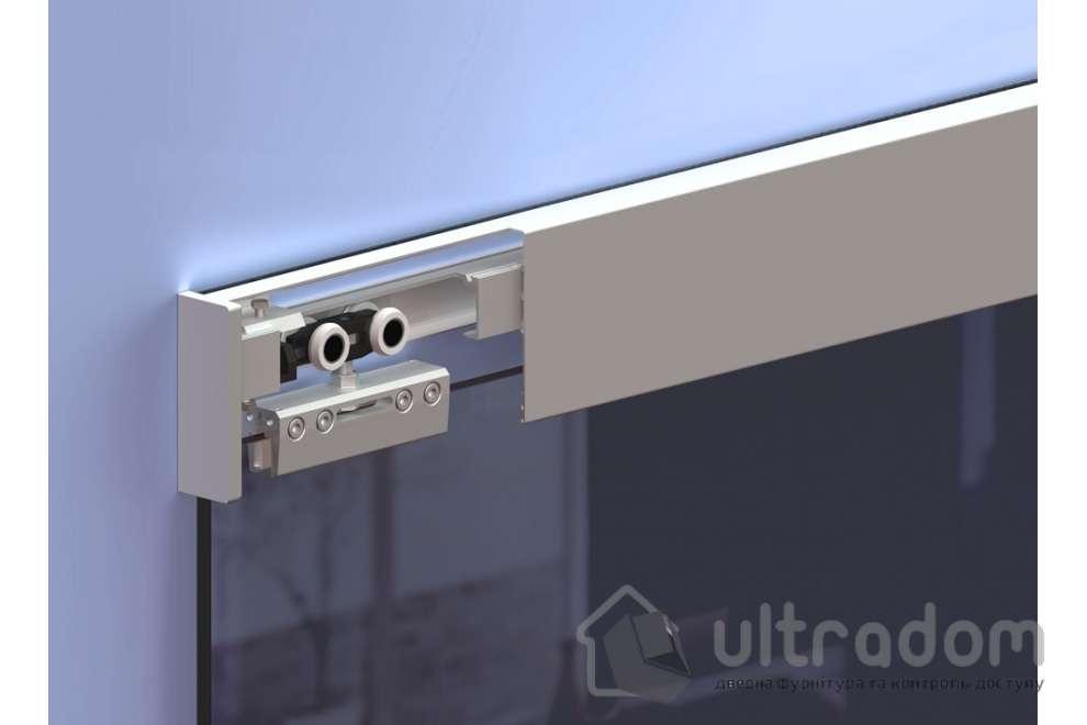 Маскировачная планка для сетклянных дверей, для Valcomp Herkules GLASS