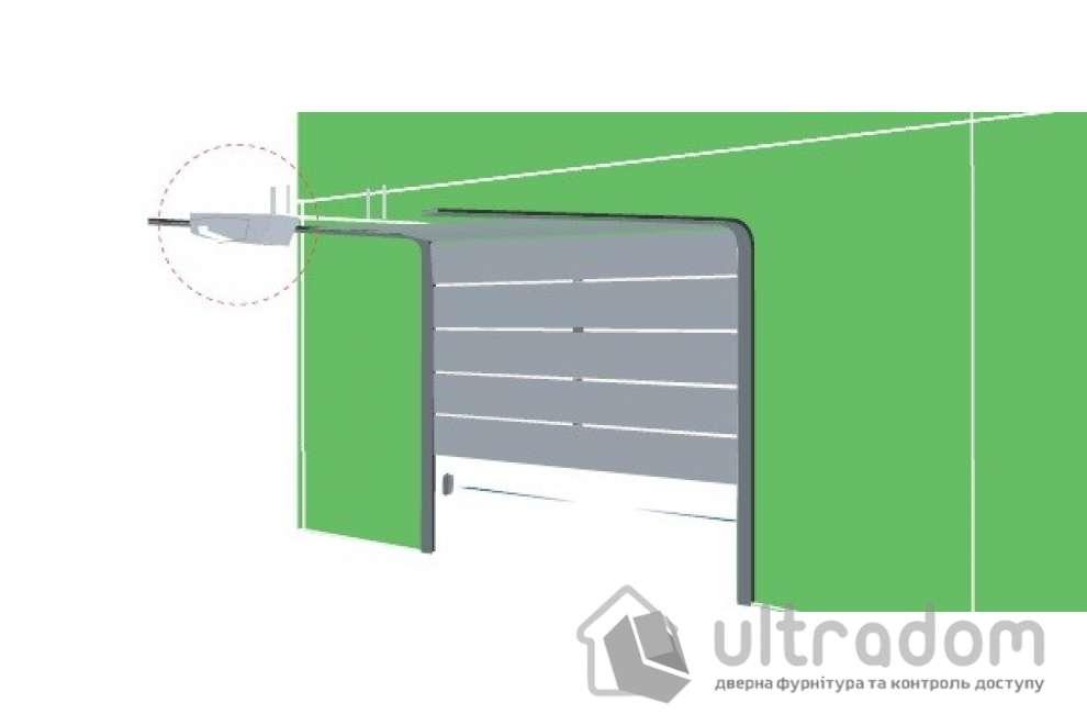 LIFE Probo120+PRC25 Автоматика для секционных ворот высотой до 3,5м