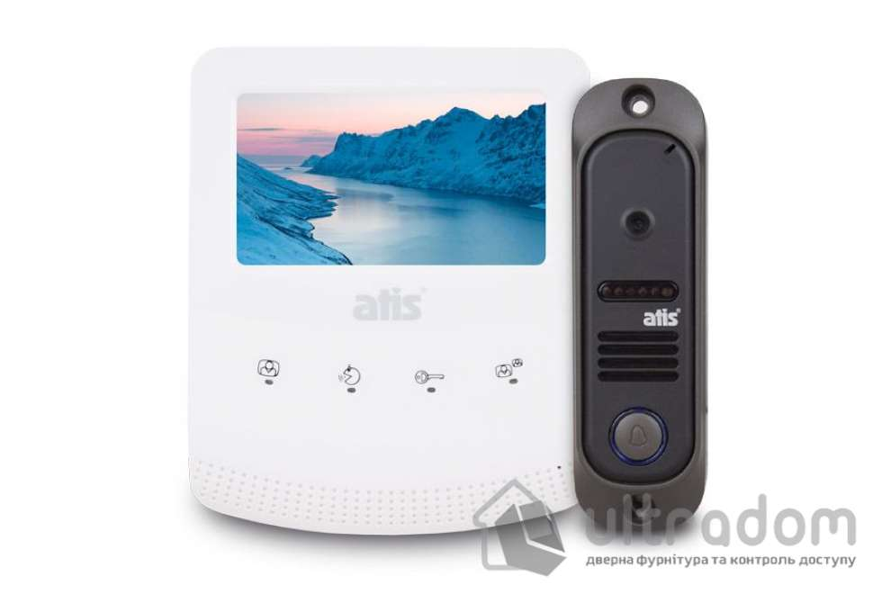 видеодомофон и вызывная панель