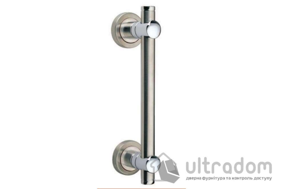 Ручка-скоба Fimet 184 Sound 200x250 хром/матовый никель