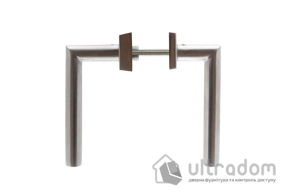 Дверная ручка ABLOY INOXI 3-19SS/6-8/013 PZ 92мм одна ручка удлиненная
