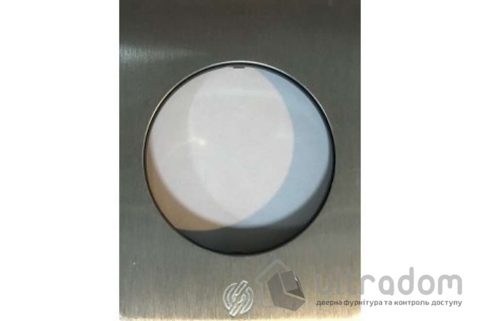 Securemme Комплект броненакладка для цилиндра (квадратная)