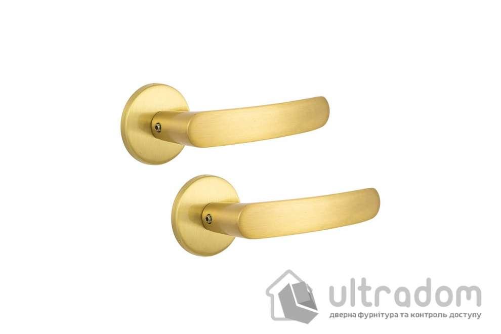 Дверная ручка   ABLOY POLAR 6/002 латунь матовая