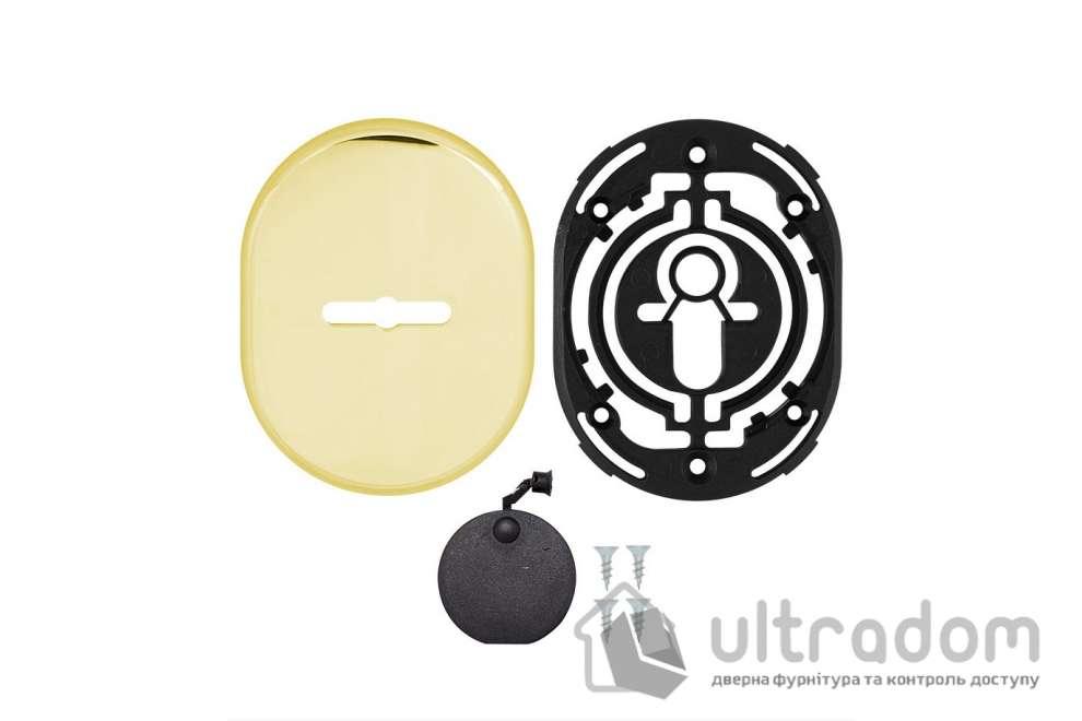 Декоративная накладка  DISEC KT090 MATRIX OVAL