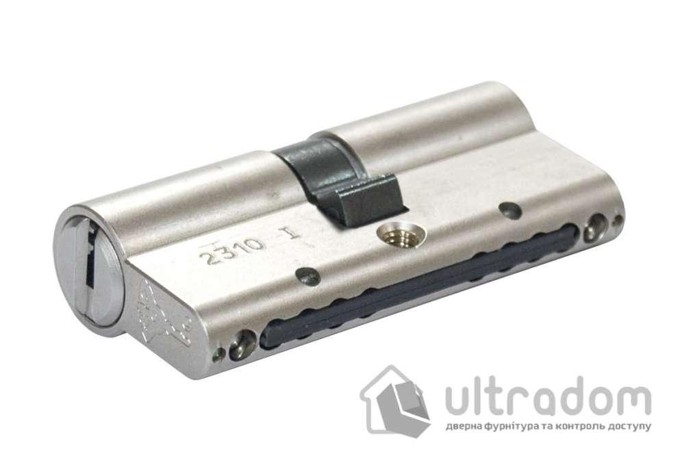 Цилиндр дверной Mul-T-Lock Classic Pro кл-вороток., 62 мм