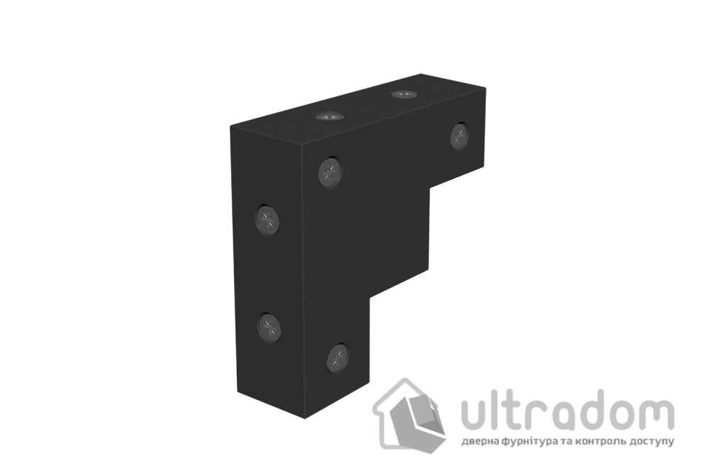 Valcomp DESIGN LINE уголок металлическийдекоративный 75х75x25 мм