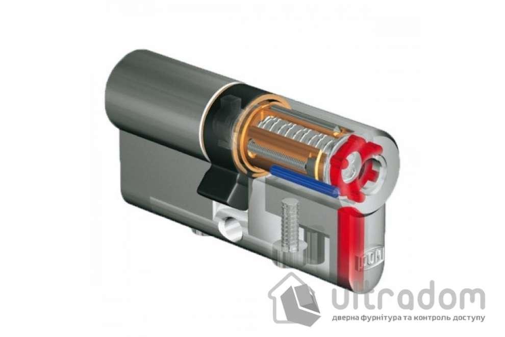 Цилиндр дверной DOM Diamond ключ-вороток 84 мм