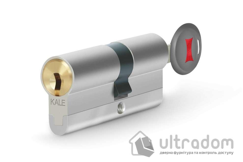 Цилиндр дверной KALE 164 CEC ключ-вороток 80 мм