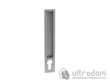 Ручки-ракушки TUPAI 1100 Z под цилиндр PZ 32 x 190 mm
