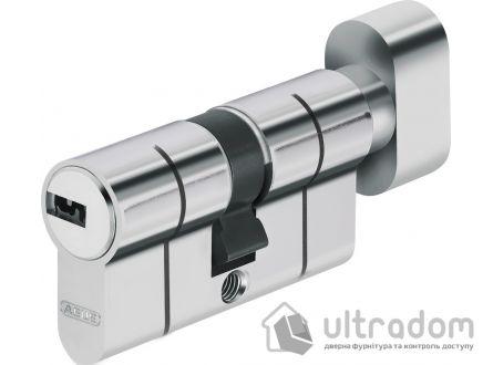 Цилиндр Abus KD6PS  ключ-вороток 120  мм латунь матовая
