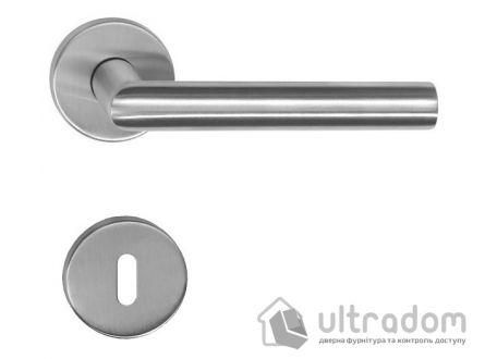Дверная ручка WB 10022 из нержавеющей стали