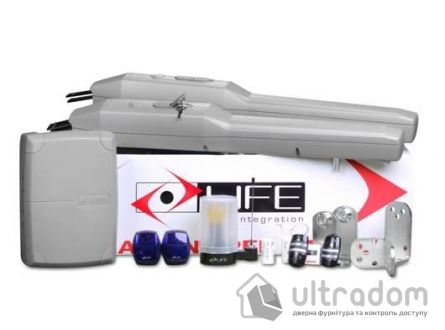 LIFE SetUP OP3 UNI Автоматика для распашных ворот до 3м - 800 кг