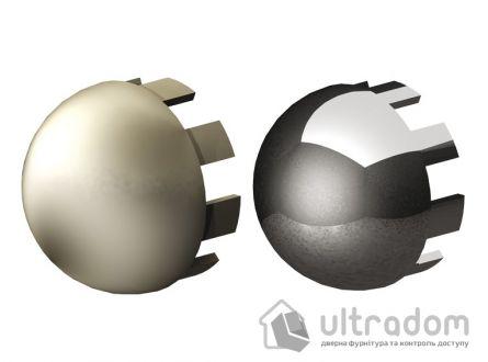 Valcomp-Rothley Система поручней, заглушка для трубы выпуклая  Д-40 мм