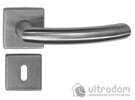 Дверная ручка WB 10012 Q из нержавеющей стали