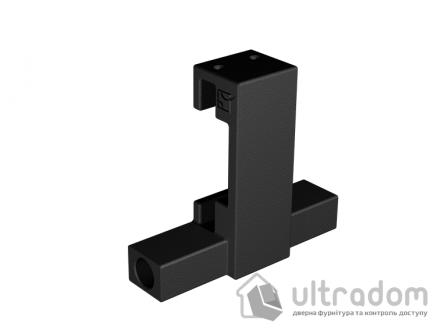 Комплект фурнитуры раздвижной системы Mantion THOR в стиле LOFT, матовый белый