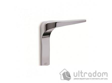 Ручка дверная на планке Convex 2055 (хром полированный)