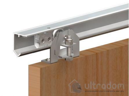 Valcomp JUPITER Комплект раздвижной фурнитуры для дверей шириной до 900 мм и весом до 30 кг