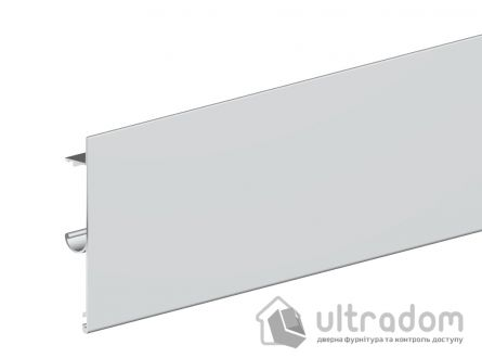 Маскировачная планка, цвет - серебро, для систем Valcomp Herkules