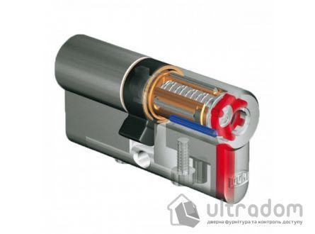Цилиндр дверной DOM Diamond ключ-вороток 124 мм