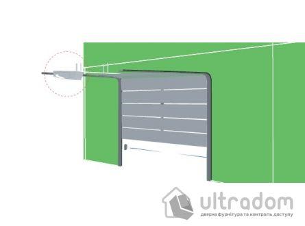 LIFE Probo70+PRC25 Автоматика для секционных ворот высотой до 2,5м