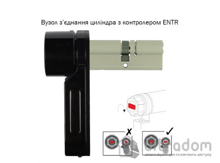 Електронний контролер MUL-T-LOCK ENTER